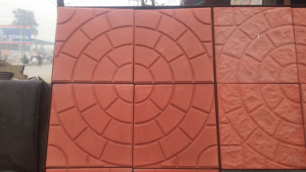 12 215 12 Tiles Designs Pak Clay Khaprail Roof Tiles