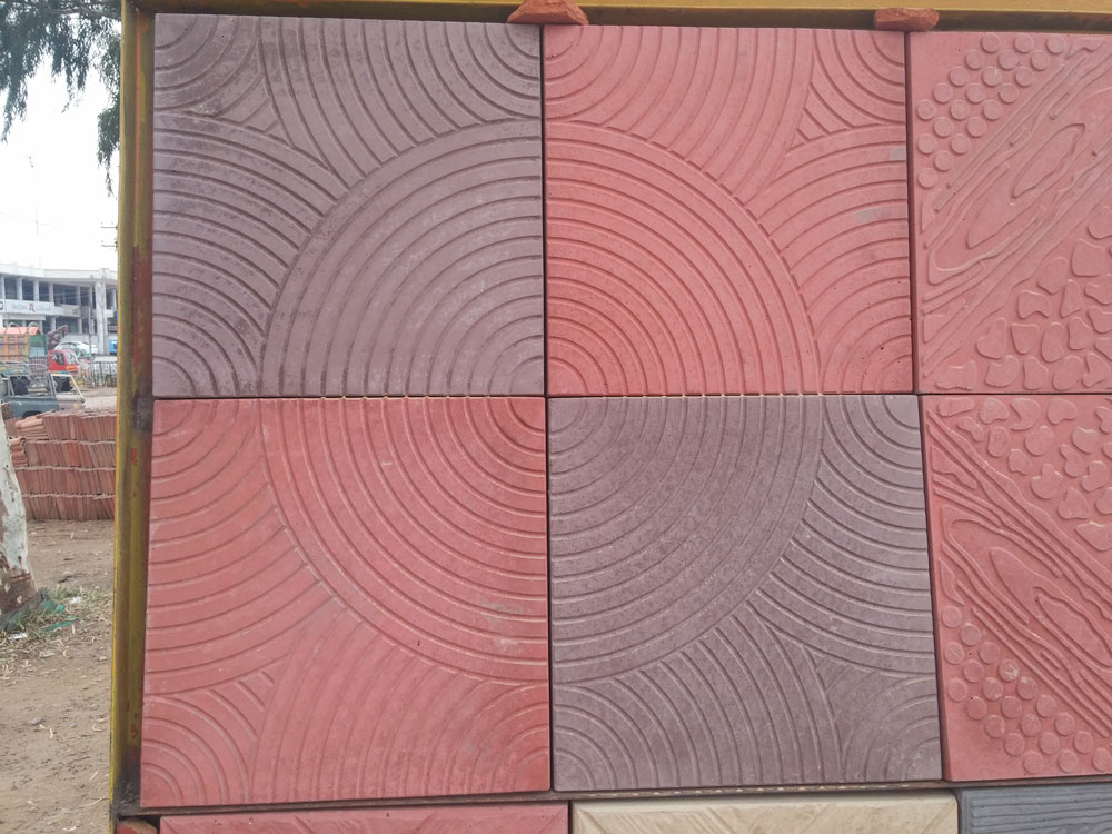 Outdoor Flooring Tiles Pavers Stone Slabs Concrete Pavers