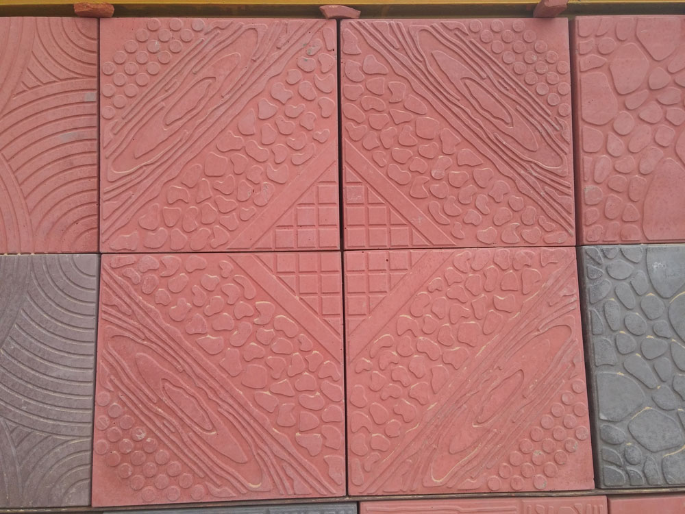12 12 tiles designs pak clay tile pakistan for Roof and floor