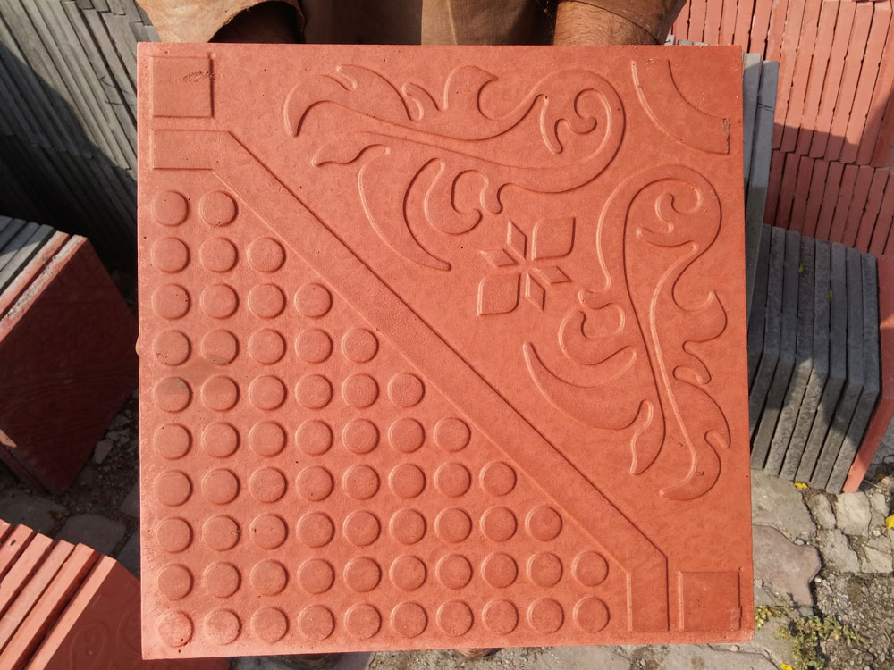 Garden Tiles Floor Home Design Ideas Images