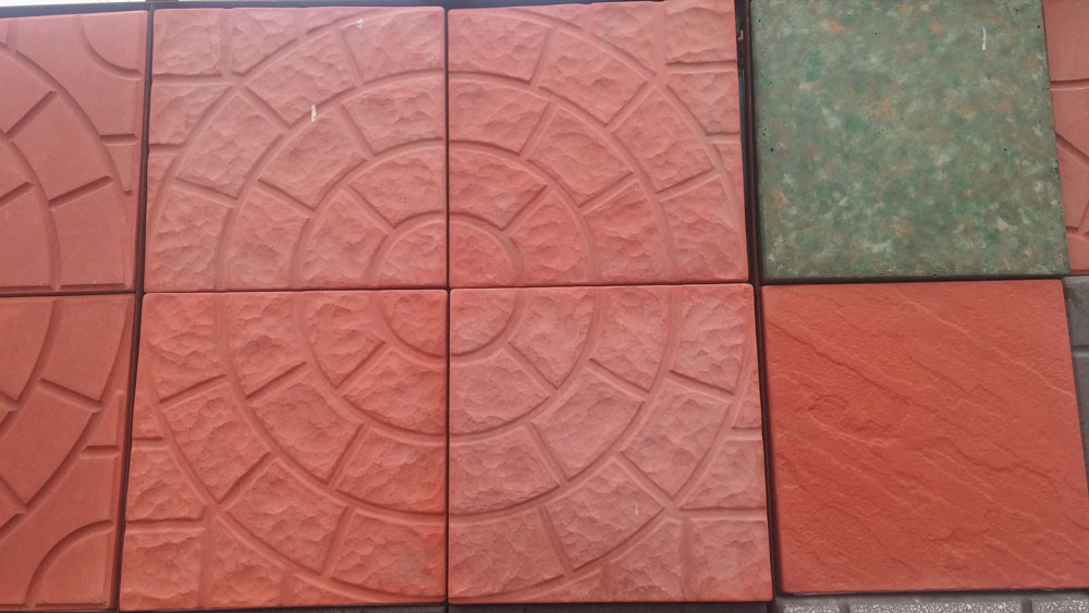 12 215 12 Tiles Designs Pak Clay Khaprail Roof Tiles