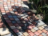 patios-sidewalks-circle-paving-tiles-materials-images