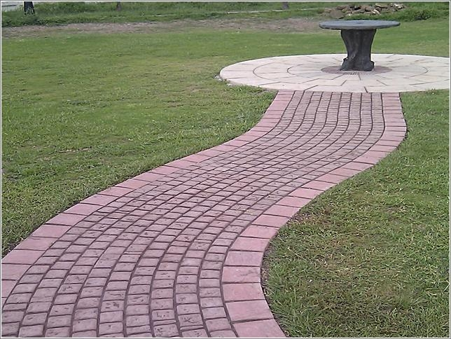 Circle Paving Garden Tiles Products
