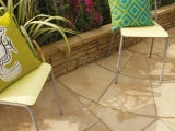 big-circle-concrete-paving-tile-home-garden-pictures