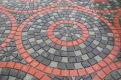 circle-paving-tiles-materials-manufacture
