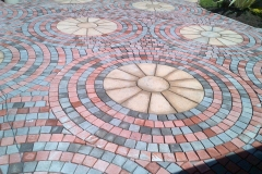 circle-tile-home-design-ideas-pictures