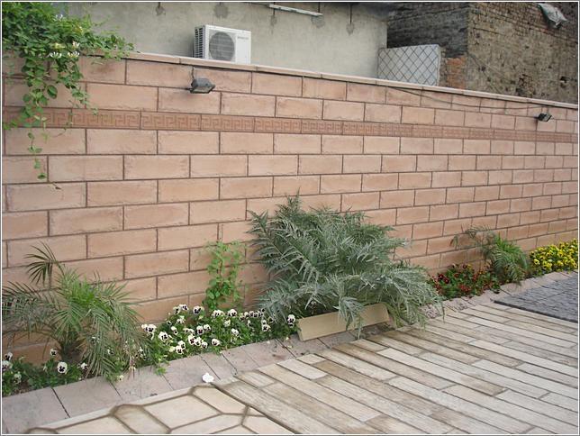 Custom Exterior Tile : Concrete face wall tiles in pakistan pak clay tile
