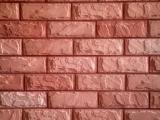 red-antique-look-concrete-split-face-tiles-for-living-room-images