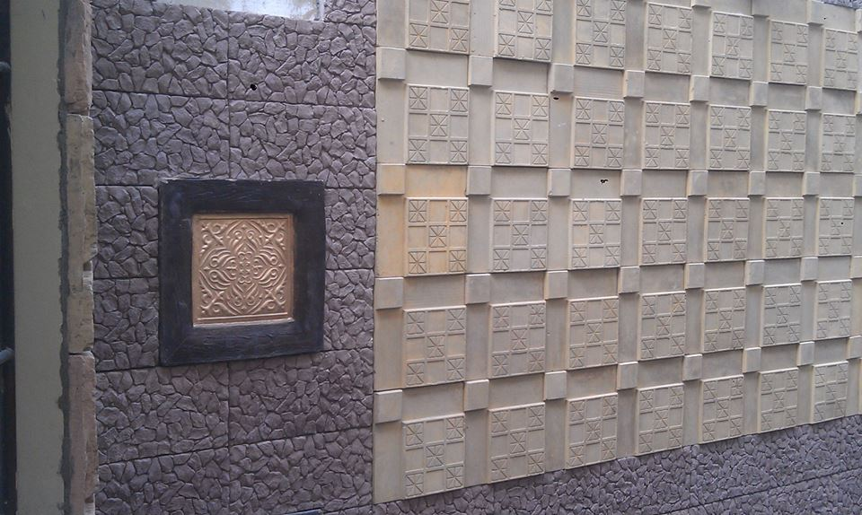 Exterior Wall Tiles Design Texture : Buy marble concrete face wall tiles in pakistan