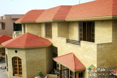 12-exterior-flat-red-clay-roof-tiles-house designs-pictures-gallery-images-photos