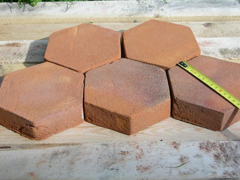 Hexagon Tiles 6 215 6 Pak Clay Tile Pakistan