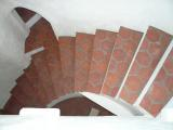 hexagon-Tile-hexagon-tiles-red tile-modern-stairs-floor-home-design-ideas-pictures-images-photos-(3)