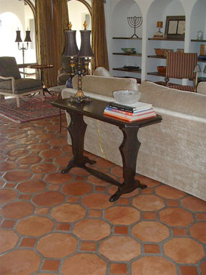 Octagon Tiles 8 215 8 215 1 Pak Clay Tile Pakistan