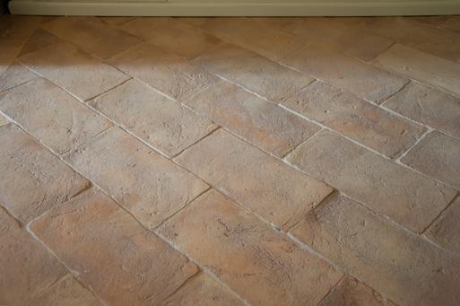 Rectangular Tiles 6x12x1 Pak Clay Tile Pakistan