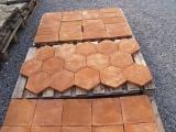 rectangular-hexagon-swimming pool-antique-bathroom-kitchen-car-porch-terrace-floor-tiles-textures-pictures-