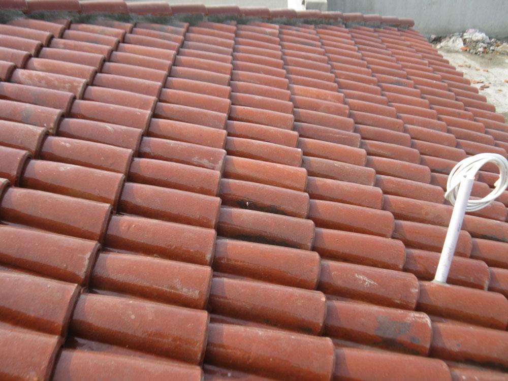 Outdoor Floor Tiles – Pak Clay Khaprail Roof Tiles