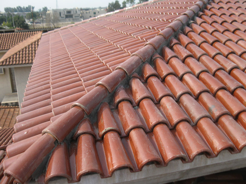 Spanish Glazed Tiles 11 Pak Clay Tile Pakistan