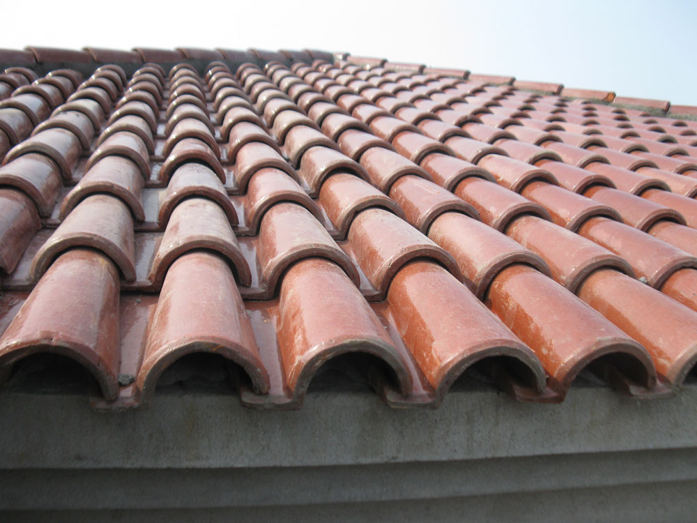 Spanish glazed tiles 11 pak clay tile pakistan for Clay tile roof