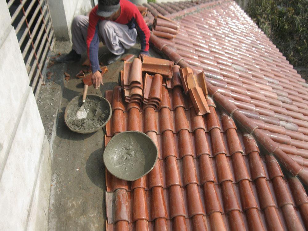 Spanish Glazed Tiles 11 Pak Clay Tile Pakistan
