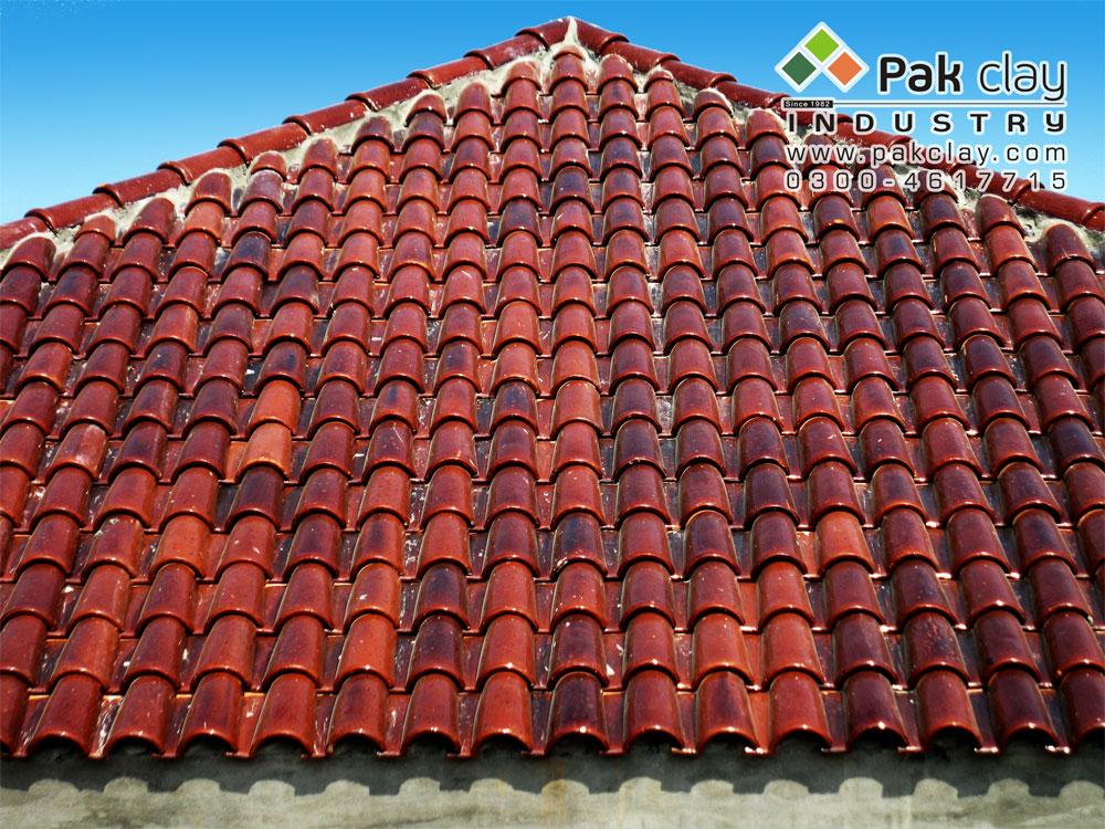 Spanish glazed tiles 9 pak clay tile pakistan for Spanish clay tile