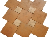 square-12x12-antique-natural-clay-bricks-split-face -terracotta-floor-unglazed-tiles-textures-pictures