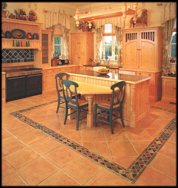 Kitchen Styles In Pakistan: Square Tiles 12x12x1″