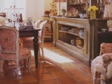 square-4x4-with-antique-furnitures-green-environmentally-friendly-flooring-tiles-wall-kitchen-split-tiles