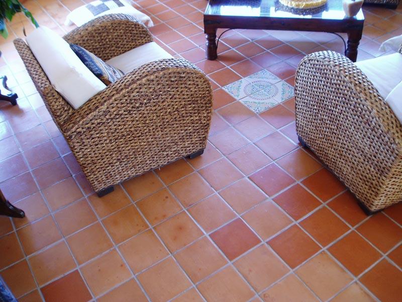 Patio Floor Tiles tile patio floor Square 4x4 Patio Exterior And Interior Bedroom Floor