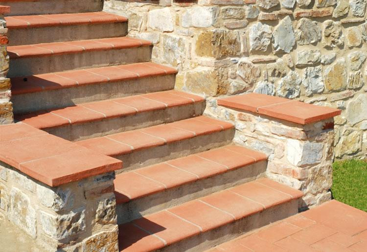Stair Tread Tiles 6x12x1″