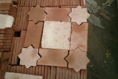 2 star-and-square-tiles-house-antique-product-terracotta-floor-split-face-mosaic-tiles-building-materials-supplies
