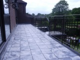 new-hospital-exterior-grey-and-black-stone-effect-tiles-patio-slabs-range-images