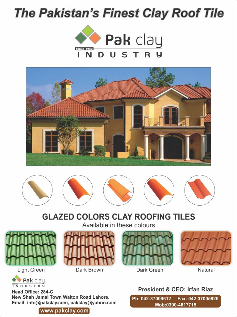 Pak Clay Roof Tiles Online Prices Images