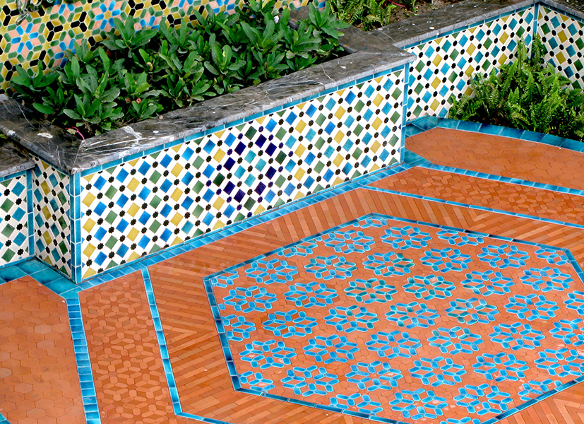 Moroccan Tiles Walls And Floors Manufacturers Pakistan Pak Clay Khaprail Roof Tiles