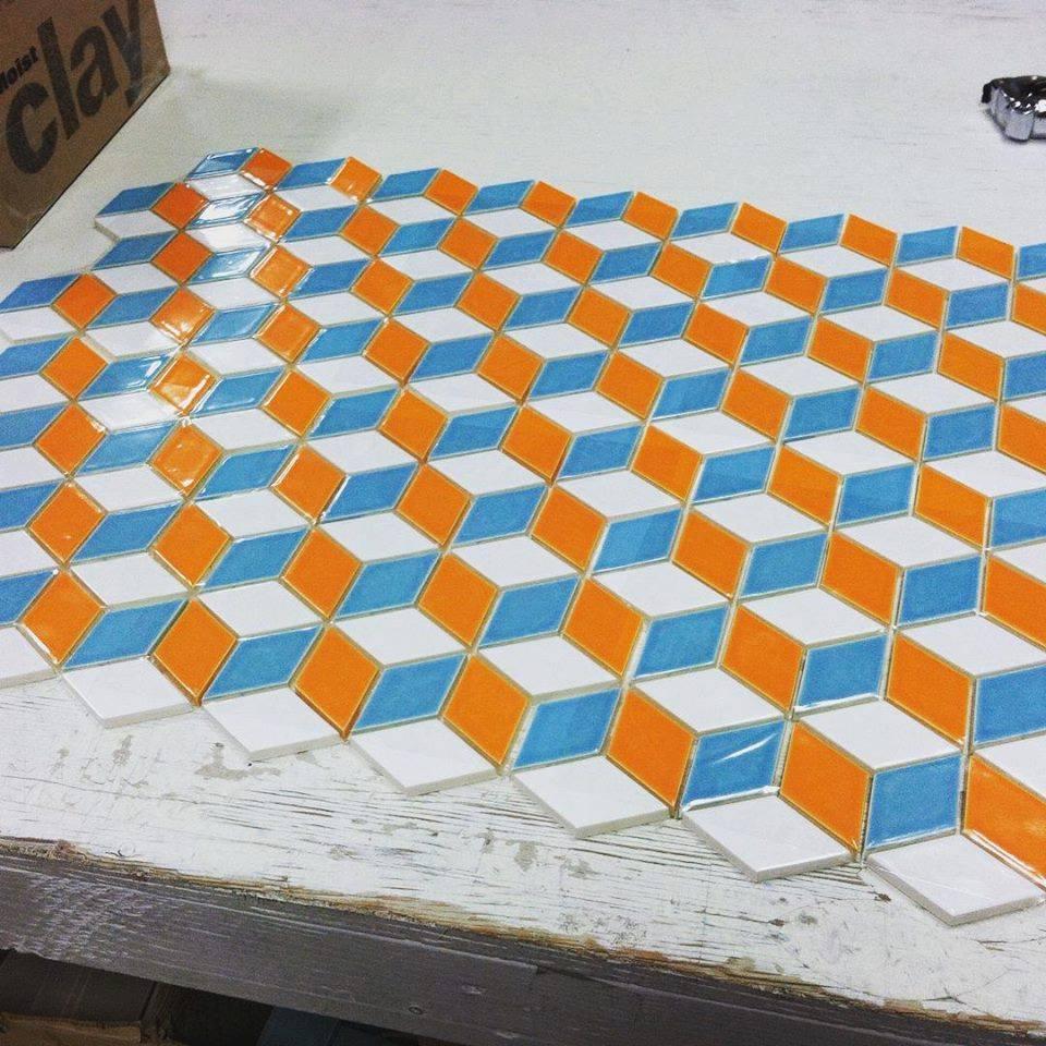 Multi Colours Glazed Bathroom Flooring Tiles Rates in Pakistan