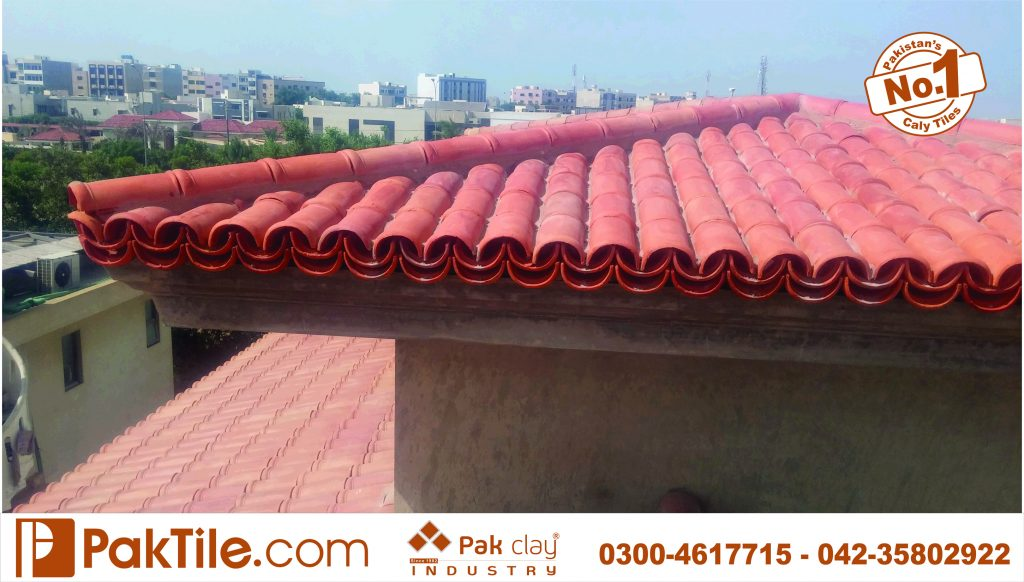 Buy factory shop online pak clay best heat resistant roofing material khaprail colorful ceramic white tiles manufacturer supplier low price rates house design images lahore pakistan