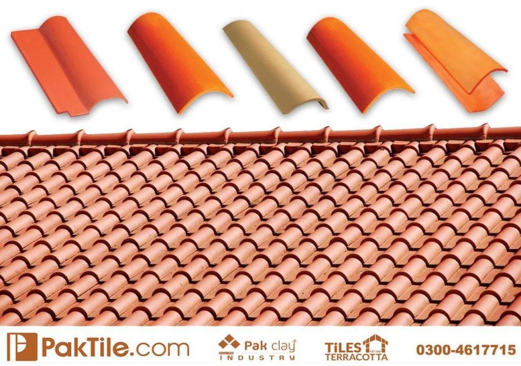 Pak Tile Terracotta Roof Tiles in Pakistan