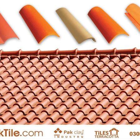 Pak Tile Terracotta Roof Tiles in Pakistan