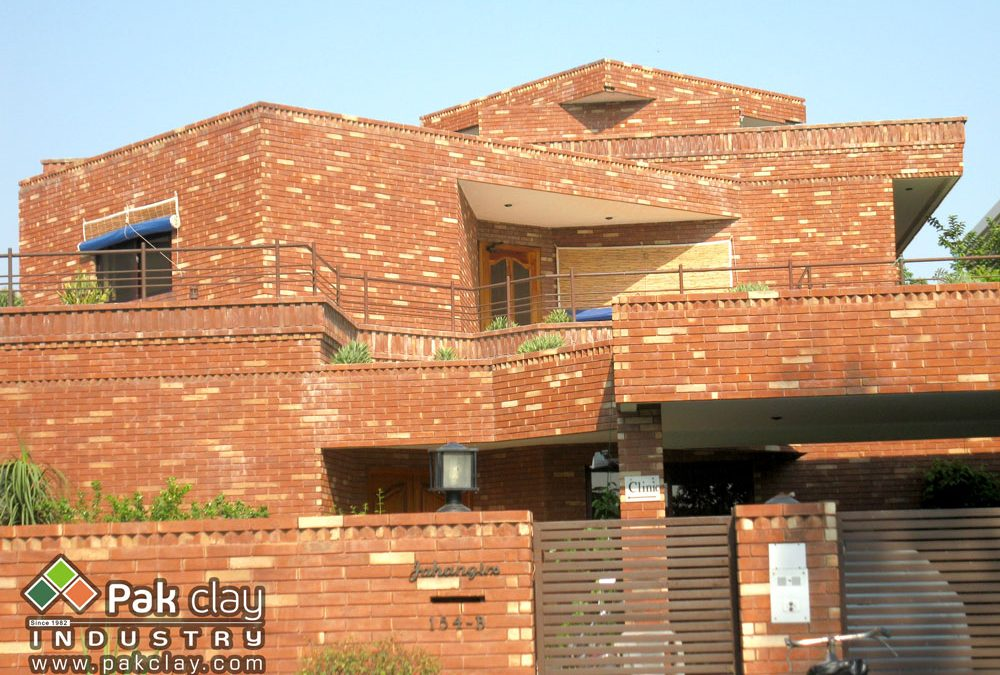 Red Bricks Wall Face and Floor Tiles, Materials for outdoor and indoor uses
