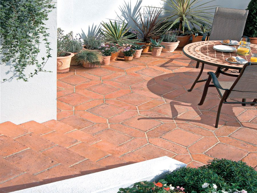 Commercial industrial floor and wall tile Projects