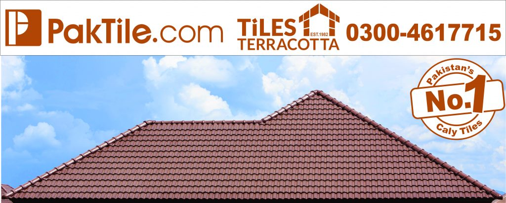 Pak Clay Industry Buy High Quality Glazed Roof Khaprail Tiles Design Factory Shop Price in Lahore Karachi Islamabad Rawlpindi Pakistan Images Gallery