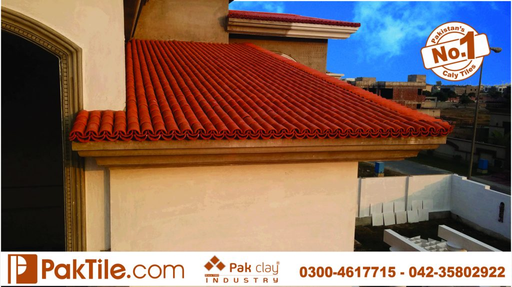 Buy best quality iranian glazed clay khaprail roofing tiles home slope shed canopy materials wholesale factory outlet suppliers online‎ house pictures lahore karachi pakistan