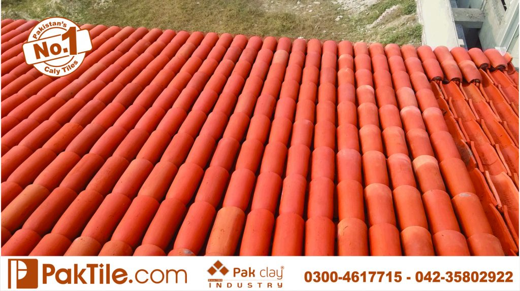 Khaprail Roof Tiles Rates In Pakistan Pak Clay Khaprail