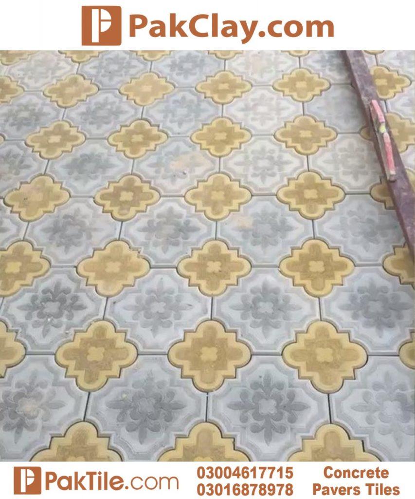 Exterior Tuff Pavers Floor Tiles in Lahore