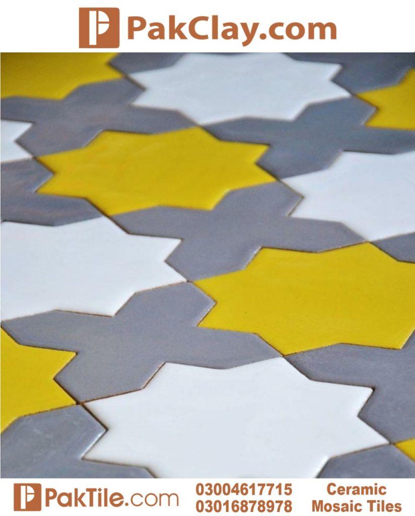 Glazed Ceramic Floor Tiles in Pakistan