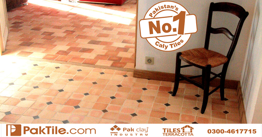 Pak Clay Home Antique Wood Furnitures Interior Designs Cut Edge Clay Ceramic Terracotta Bricks Black Red Flooring Tile Showroom Cheap Cost Rates Lahore Images in Karachi Islamabad Dha Pakistan