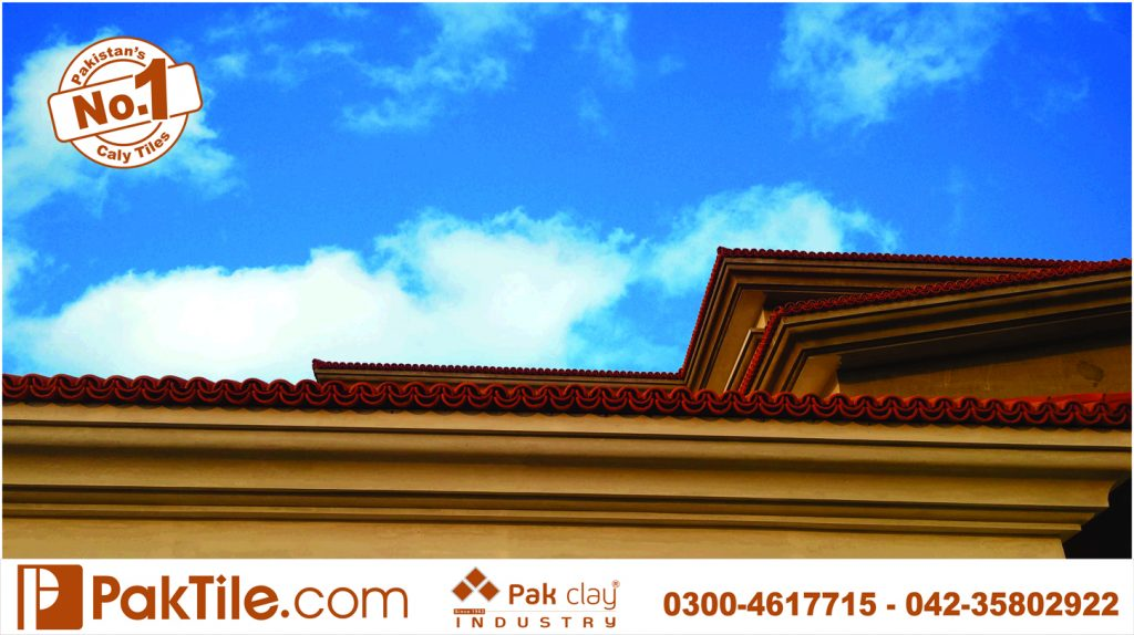 Khaprail roof tiles rates in pakistan pak clay tile pakistan for Buy clay roof tiles online