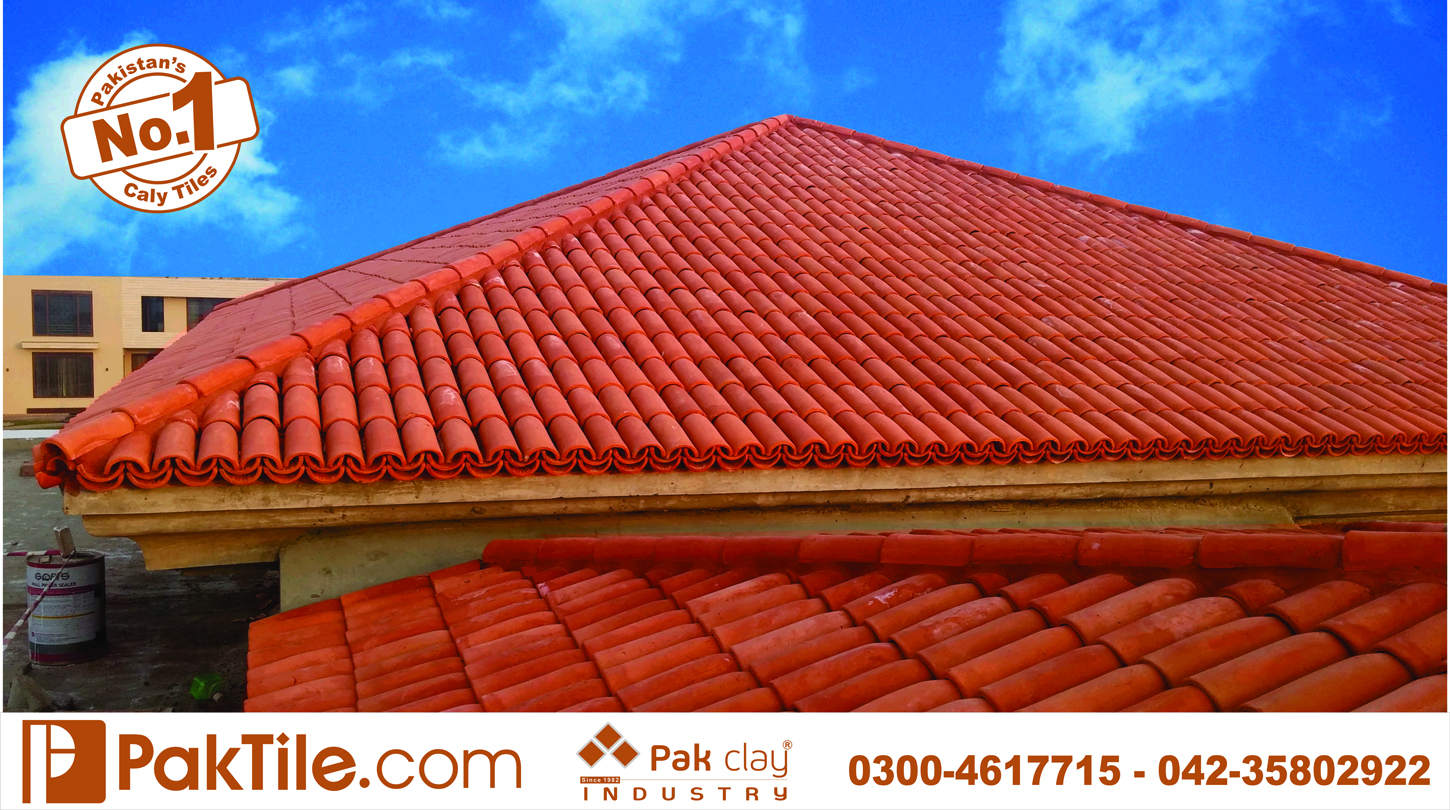 Khaprail Roof Tiles Rates In Pakistan Pak Clay Tile Pakistan