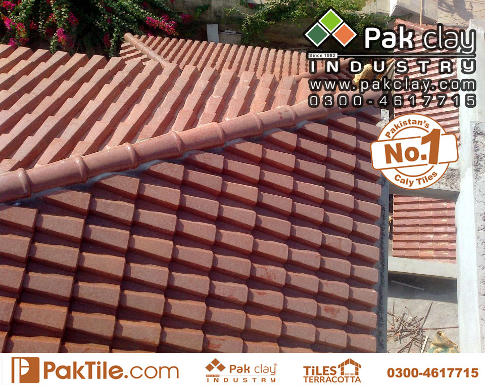 10 Pak Clay Industry best buy shop online fibreglass pvc plastic look flat and slope shed tin roofing shingles khaprail tiles manufacturer low cost ideas per square metre images pakistan