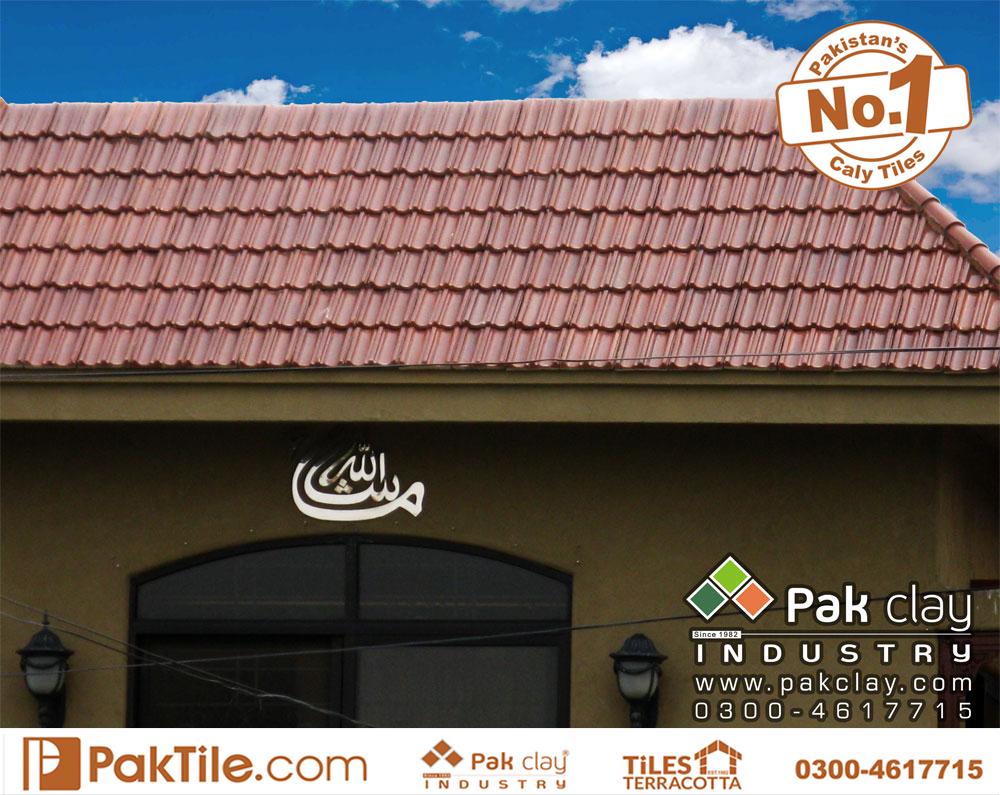 2 Pak Clay Best House Khaprail Roof Shingles Tiles Design Factory Shop Market Rates in Lahore Karachi Islamabad Rawalpindi Quetta Pakistan Images