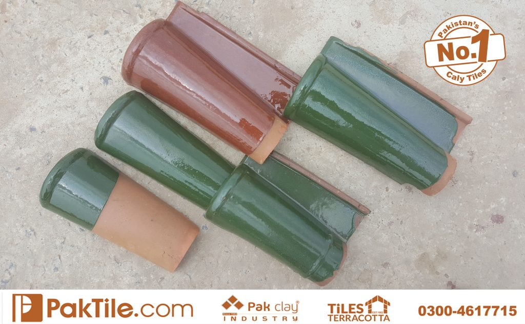 7 Pak clay cheap terracotta shiny high gloss glazed colors green courtyard patios roof tiles printing on ceramic largest collection images in sialkot jhang faisalabad vehari